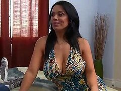 Amateur Cock Fucks A Sexy Milf And Her Big Tits