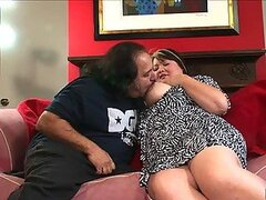 Ron Jeremy Fucks An Asian Fatty.