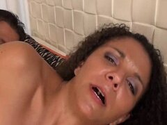 Italian Amateur Fucked on Cam Figa