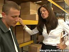 isis taylor - naughty office