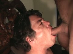 Check out this gay boy that loves sucking on big cocks