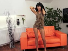 Gina Devine the hot brunette Suzie Carina
