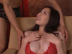 Huge Tit Japanese Babe Hot Fuck!