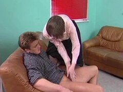 German mature housewife Frau