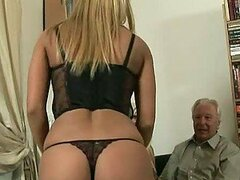 Amanda And Zafira May Take Advantage Of Dirty Old Man