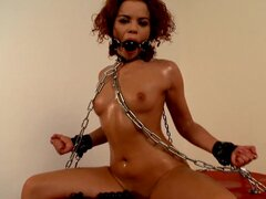 Sunny in chains