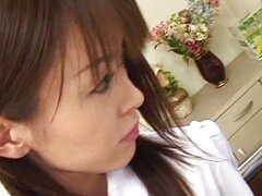 Ai Himeno Kinky Asian nurse