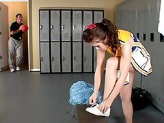 Big booty cheerleaders video