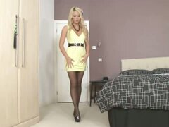 Natalia Forrest - Sexy outfit, just for you!