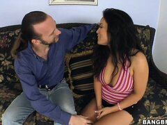 Jessica Bangkok and Jack meet up for some oral fun, then hump