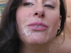 Sexy milf fucked by young male