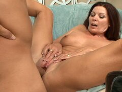 Horny milf Magdalene St Michaels fucks with a rich guy