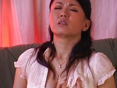 Miki Sato cute real asian mature model