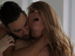 Incredible quivering orgasm for Maddy OReilly