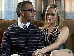 Desperate Housewife Alexis Texas Wants Rough Domination Sex