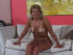 Mature Tanlines Blowjob