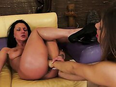 ANAL FISTING SUPREME/Nikky Thorne. Part 3