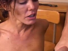 Sexy MILF Nancy Vee loves to fuck