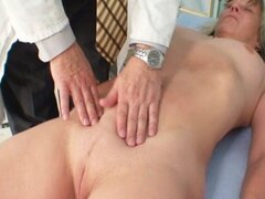 Nada Visits Her Gyno Doctor For Mature Pussy Speculum G