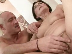 Lusty Margo's big squirt