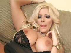 Milf mesmerizes with her big tits
