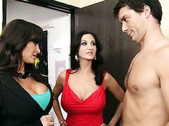 Busted/Lisa Ann