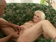 horny-ass grandma getting totally fucked