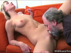Vika must gobble a parade of erect members to become the new housekeeper