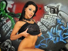 Aletta Ocean and her tools
