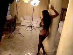 Divine brunette honey Tyra Lex loves touching ehrself