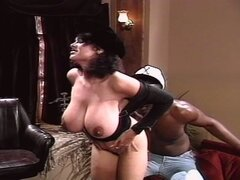 Notorious monster black boner nailing massive boobs brunette