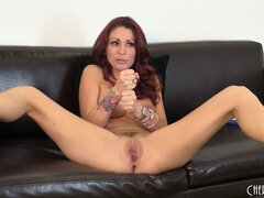 Watch Monique Alexander bend over like a naughty little bitch