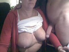 Mature Couple Webcam