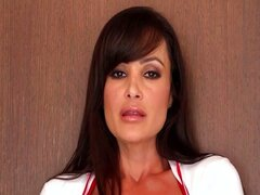Lisa Ann gets hardcore great fuck