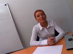Angie Kiss teacher french
