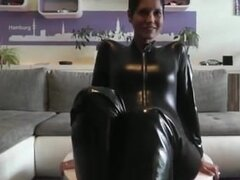 German Slag Catsuit