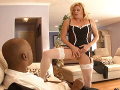 My MILF Story began when Ginger Lynn lifted up her skirt and started fingering her tight pussy! I did the only thing I could think of at the time and I shover my dick in her mouth...so she sucked it! I couldn't believe my luck, especially when she let me