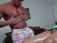 Muscle Gay Massage