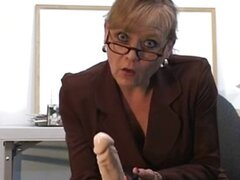Slutty mature teacher loves to play
