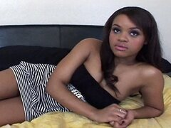 Innocent girl gets Wild for Amateur Audition