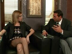 Getting Divorced Makes Donna Bell Horny For A Double Penetration Fuck