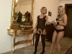 Two kinky babes Mary Jane and Zuzana Z are so hot