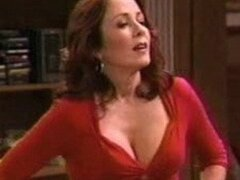 Sensual Babe Patricia Heaton Shows Her Incredibly Hot Cleavage